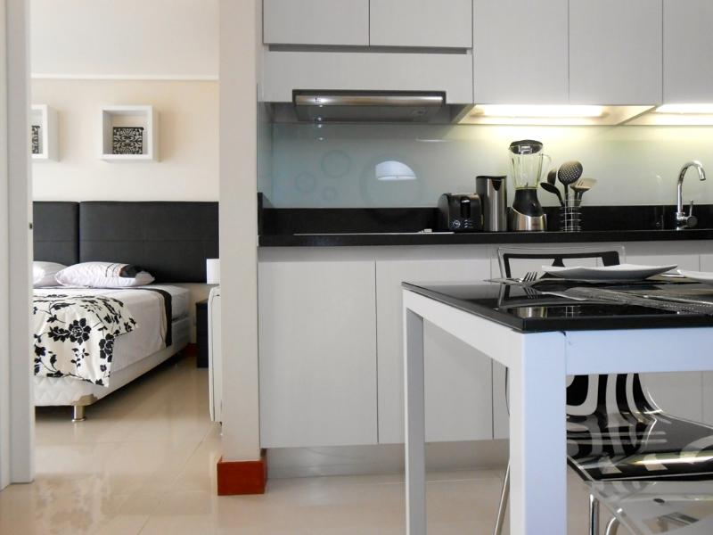Minimal 1 Bedroom Apartment in Las Condes - Image 1 - Santiago - rentals