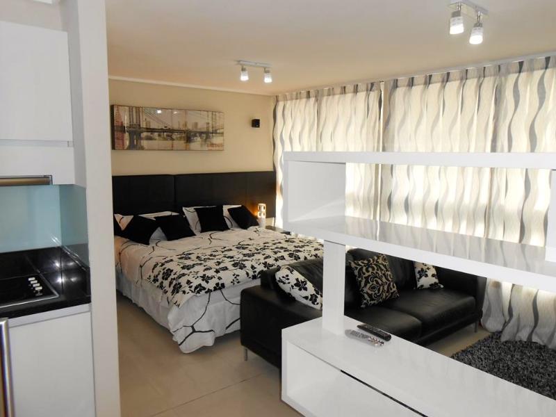 Modern Studio Apartment in Las Condes - Image 1 - Santiago - rentals
