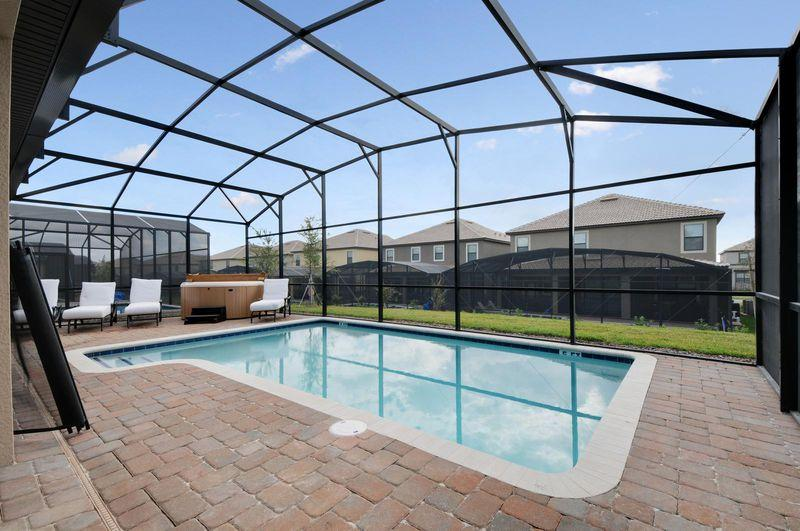 8 Bedroom 5 Bath Private Pool, Spa and Game Room - Image 1 - Kissimmee - rentals
