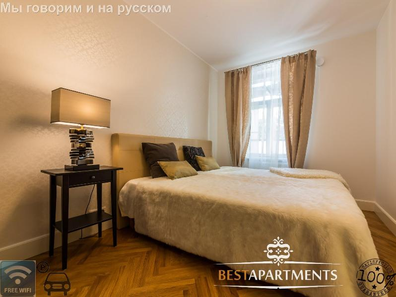 Luxury one bedroom ap. for 4 - Image 1 - Tallinn - rentals