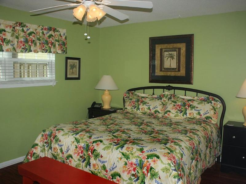 Beautiful Master BR on 1st floor with king bed - Charming Home Now Available For Winter Rental!!! - North Myrtle Beach - rentals
