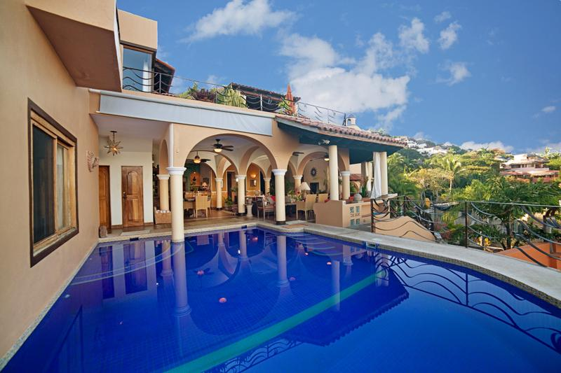 Mariluna's Pool - Spectacular Sayulita Beachside Villa - Sayulita - rentals