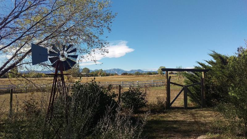 Luxury Farm Retreat near Boulder - Image 1 - Longmont - rentals
