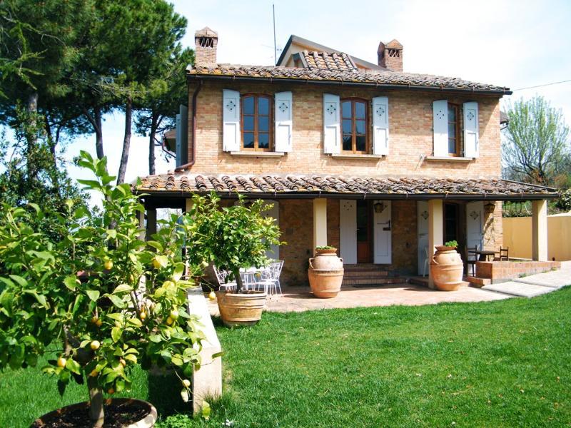 San Regolo - Image 1 - Montaione - rentals