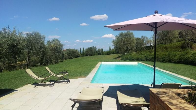 4 bedroom Villa in Montaione, San Gimignano, Volterra and surroundings - Image 1 - Montaione - rentals