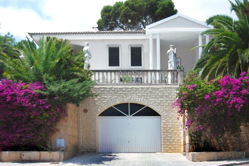 Designer Luxury Mallorca Villa Ocean View - Image 1 - Portals Nous - rentals