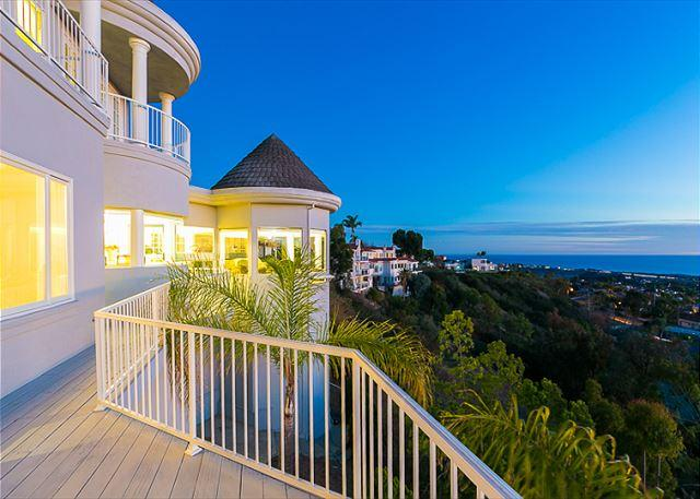 Welcome to View of the Pacific Estate with its own View Tower! - 25% OFF OPEN JUNE DATES - Relax to Ocean Views and Beautiful Sunsets - San Clemente - rentals