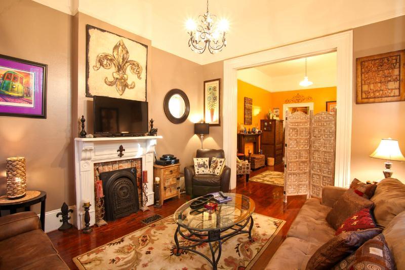 Historic New Orleans Shotgun Double - Image 1 - New Orleans - rentals