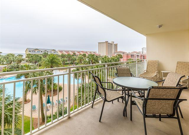 Private Balcony - 30% Off 4 Nights or More Sept-Jan! Charming 3BR/2BA, Pool and Gulf View - Destin - rentals