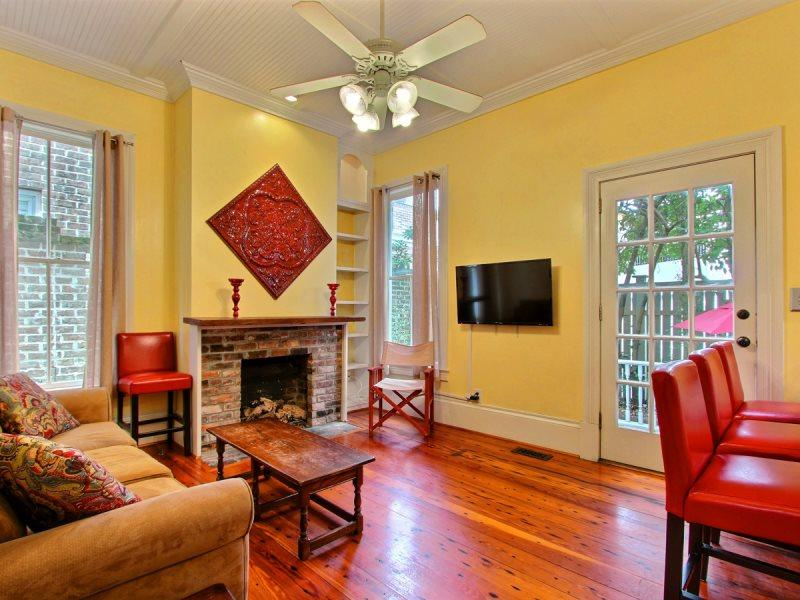 Newly remodeled home on Washington Square! Heart of the Historic District!! - Image 1 - Savannah - rentals