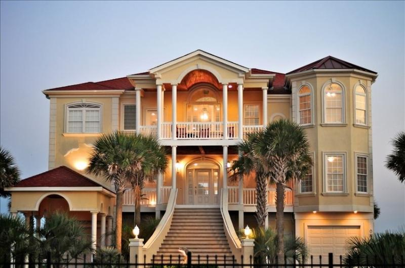 Knots Landing OIB - one of the most spectacular homes on OIB! - Ocean and ICW Views - 8 BR / 7.5 BA on West End - Ocean Isle Beach - rentals