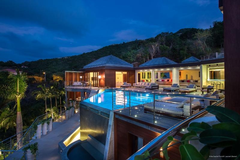 Villa Castle Rock St Barth - Villa Castle Rock - Saint Barthelemy - rentals