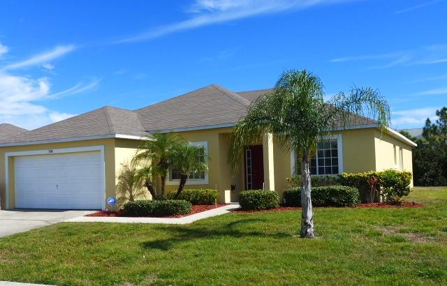 Your Home away from Home - VERY PRIVATE pool -DISNEY vacation Home WIFI - Four Corners - rentals