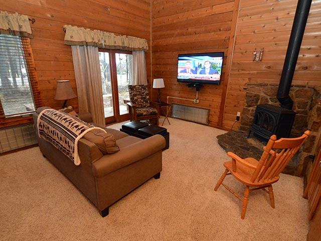 Powder Monkey # 10:  2 Bedrooms PLUS Bonus Sleeping Loft. - Powder Monkey - 10 - Snowshoe - rentals