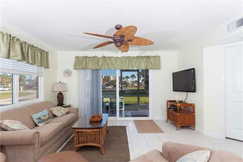 Ocean Village Club J17, 2 Bedrooms, Heated Pool, Pet Friendly, Sleeps 6 - Image 1 - Saint Augustine - rentals