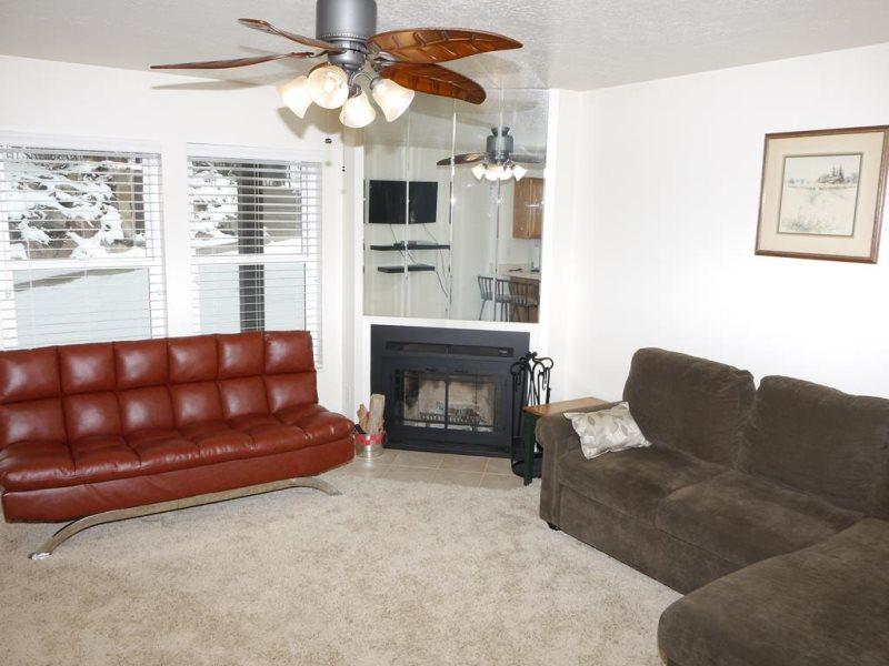 1 Bedroom near Powder Mountain with WiFi - Image 1 - Eden - rentals