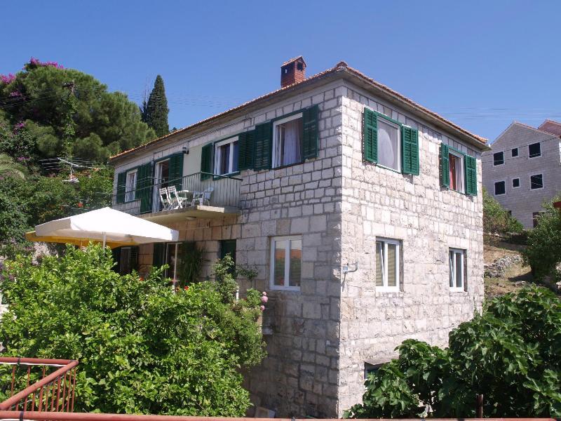 house - Ruža A1(4+2) - Splitska - Splitska - rentals
