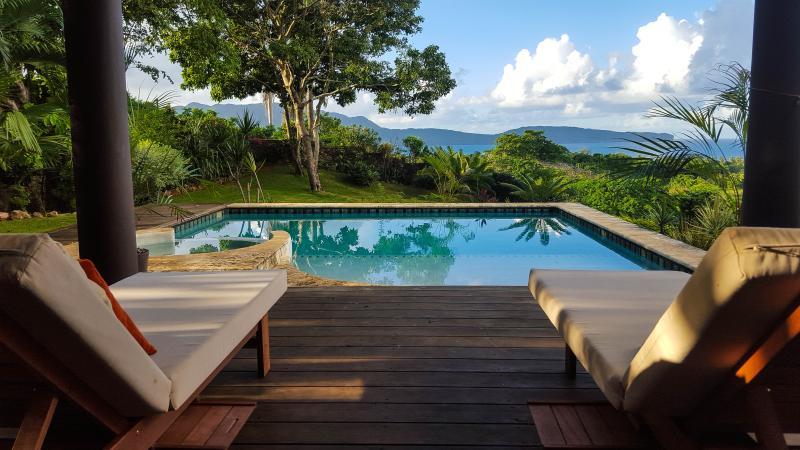 Oceanview Villa in Las Galeras - Image 1 - Las Galeras - rentals
