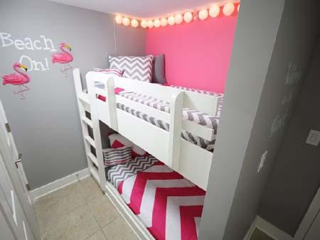 Cutest Bunk Room in all of Waterscape - Waterscape C505 - Family Friendly, Beachfront, Fun - Fort Walton Beach - rentals