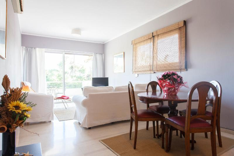 Living Room - Luxury Apartment  Next to the beach, all seasons!! - Athens - rentals
