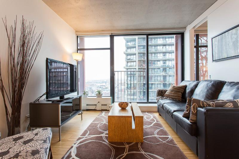 Living Room - Stay at Woodwards, One of Vancouver's Top Condos - Vancouver - rentals