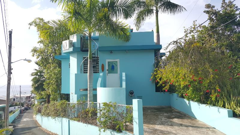 Clean, Safe, Great Location, Sunset Ocean Views, Roof Top Deck - Ocean Sunset View, Clean, Fresh, Safe Walk 2 Beach - Rincon - rentals