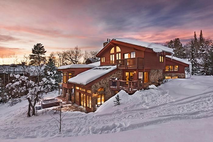 "Ski out from your door - ""Great Powder"" Specials : Save up to 25% at Trails Edge Lodge - Ski-in Ski-out - Steamboat Springs - rentals"