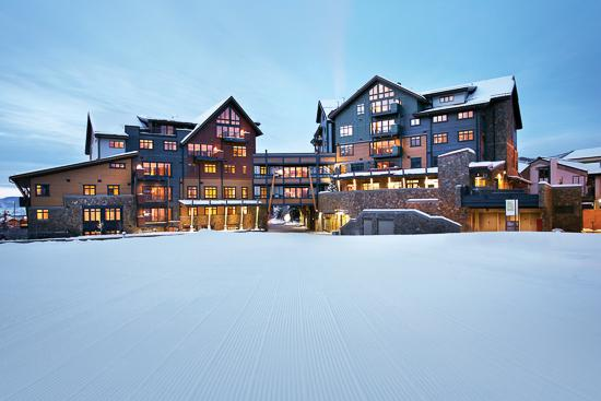 "Ski in to OSP - ""Great Powder"" Specials : Save up to 25% at One Steamboat Place - 2 bedroom - Steamboat Springs - rentals"