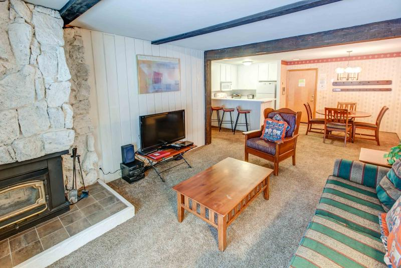 Ideal House with 1 BR/1 BA in Mammoth Lakes (St. Anton #53) - Image 1 - Mammoth Lakes - rentals