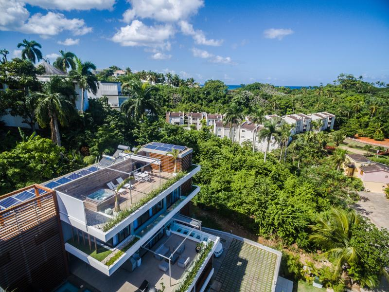 New Luxurious Penthouse With A Gorgeous Ocean View - Image 1 - Las Terrenas - rentals