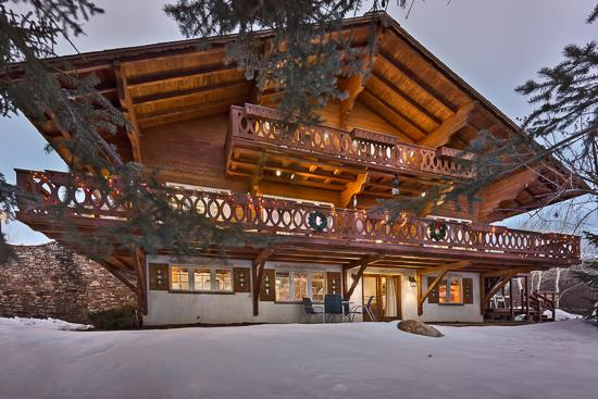 Authentic European construction - Senner Chalet - Authentic Private Mountain Home with Hot Tub - Steamboat Springs - rentals