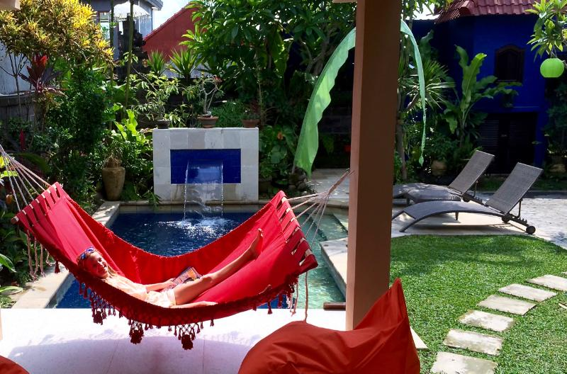Relax in style at Angel House Homestay Ubud - Angel House Ubud 'Boutique Homestay on a budget' - Ubud - rentals