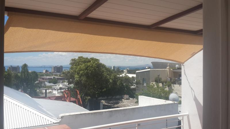 Balcony with view - Cape Town franksplaces Green Point Loft Juliet - Cape Town - rentals