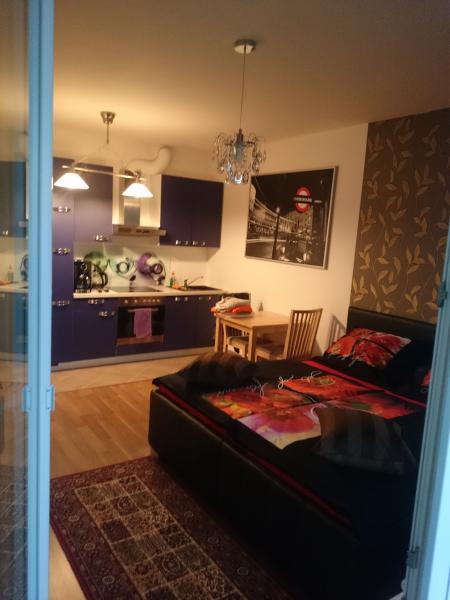 New nice accomodation in Prague+underground garage - Image 1 - Prague - rentals