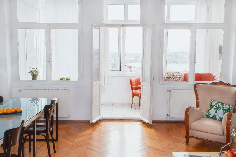 Breathtaking Golden Horn view- Living Istanbul - Image 1 - Istanbul - rentals