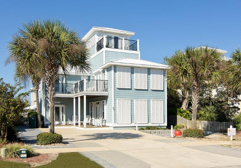 Welcome to Sterling Stay Beach House - Contemp Home Close to Beach!! Custom Deck w/Pool! - Destin - rentals