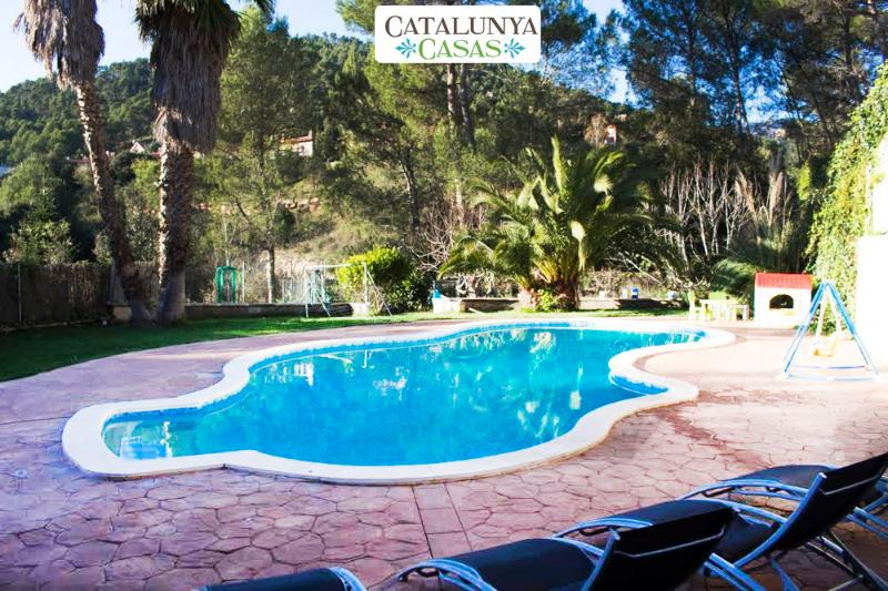 Pleasant family villa in Matadepera, located right outside of Barcelona! - Image 1 - Matadepera - rentals