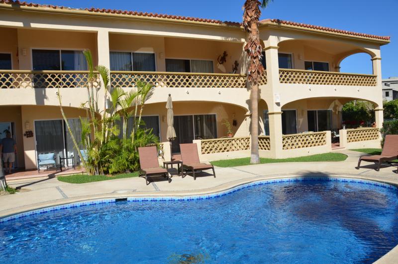 Las Mananitas 2 Bedroom Beach Front Condo - Image 1 - San Jose Del Cabo - rentals