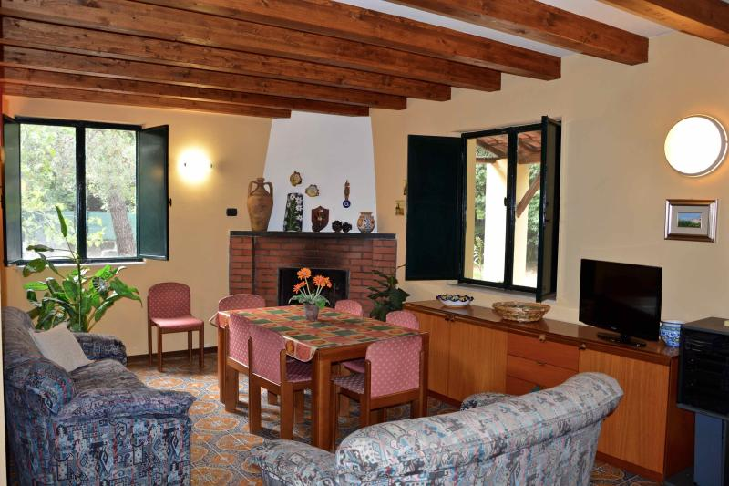 Villa Tulipano - Villa with large outdoor near Etna - Image 1 - Zafferana Etnea - rentals