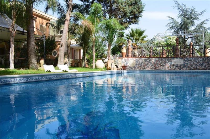 Villa Rubino - Wonderful house with private pool in Catania - Image 1 - Catania - rentals