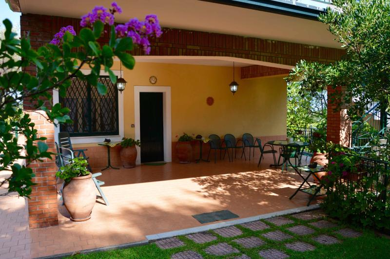 Villa Fuoco dell'Etna - house with big garden near Etna - Image 1 - Pedara - rentals