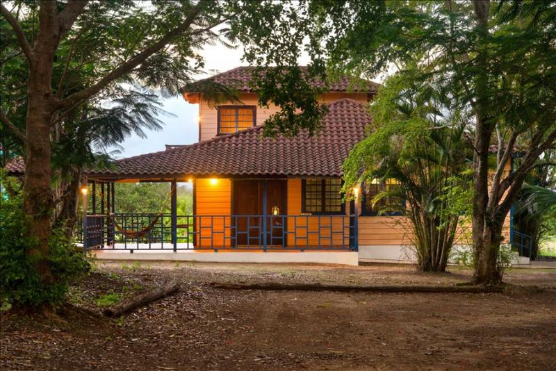 Arecibo Chalet - Sits on 2 acres  just 10 minutes inland/away from beach - Image 1 - Arecibo - rentals