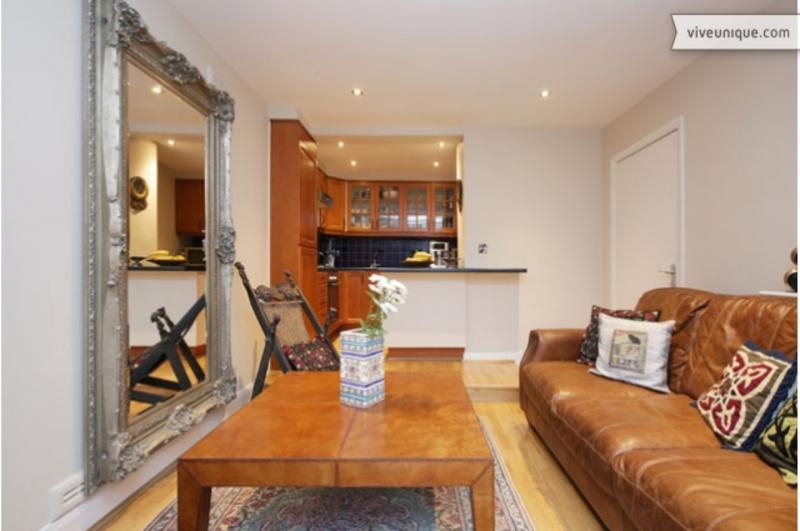 2 bed garden flat, St Anns Villas, Holland Park - Image 1 - London - rentals