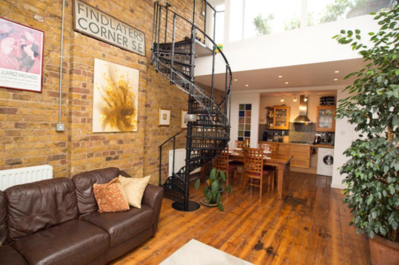 Reception - Luxury Southbank Penthouse, London Bridge - London - rentals