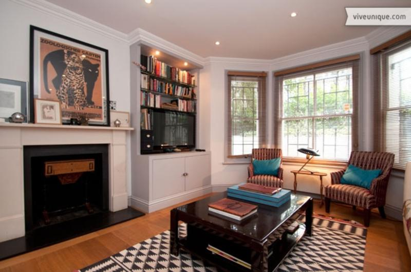 Fabulous Notting Hill 3 bed with garden, Cambridge Gardens - Image 1 - London - rentals