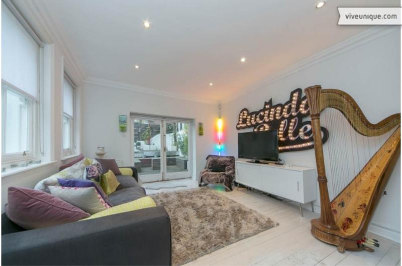 2 bed house on Stoneleigh Place, Holland Park - Image 1 - London - rentals