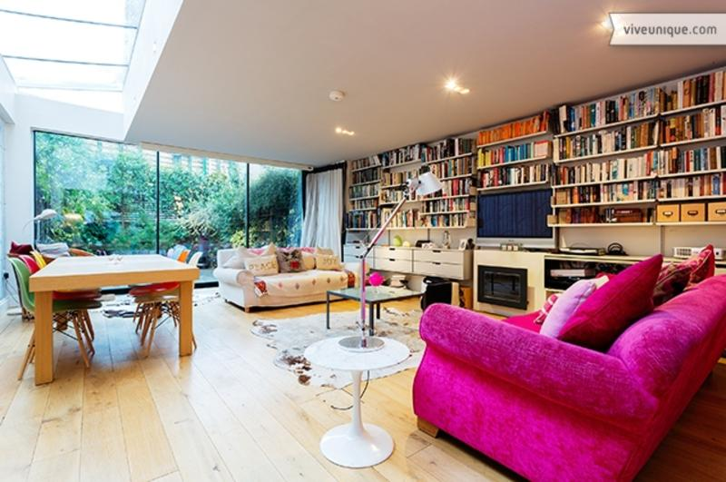 Reception - Lovely 3/4 bed family home near Notting Hill - London - rentals
