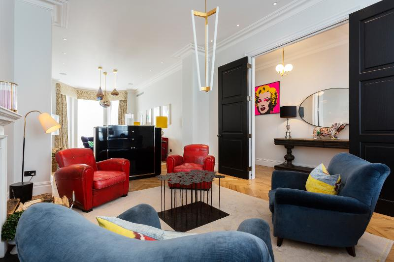 Kingly Kensington, 5 bed house on Argyll Road - Image 1 - London - rentals