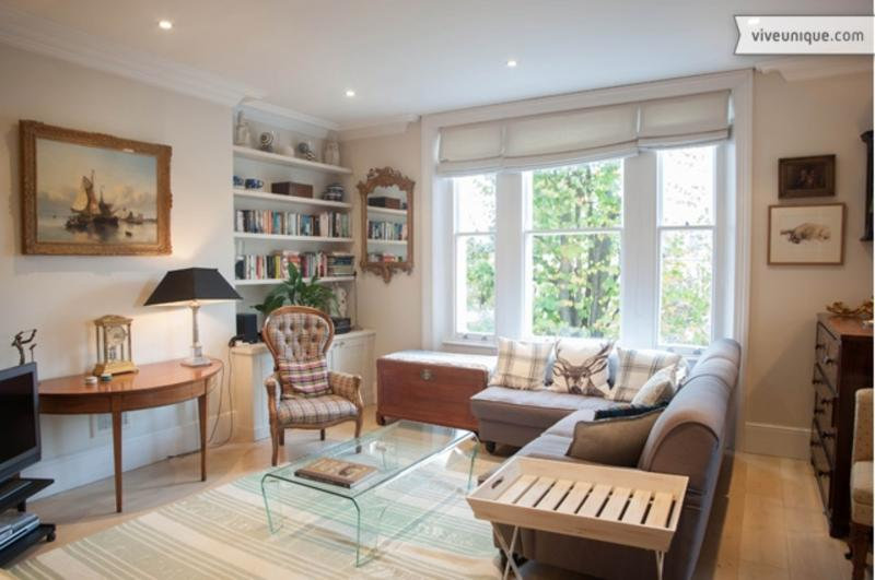 2 bedroom home in Chiswick with communal gardens - Image 1 - London - rentals