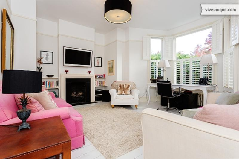 Reception - Designer family home 4 bed, Notting Hill - London - rentals